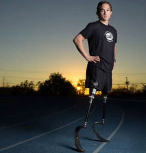2x Gold Medalist Rudy Garcia-Tolson (Tim Mantoani Photography)